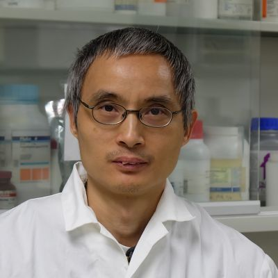 Dr. Changhe Yu PhD - Scientifique et chef de groupe